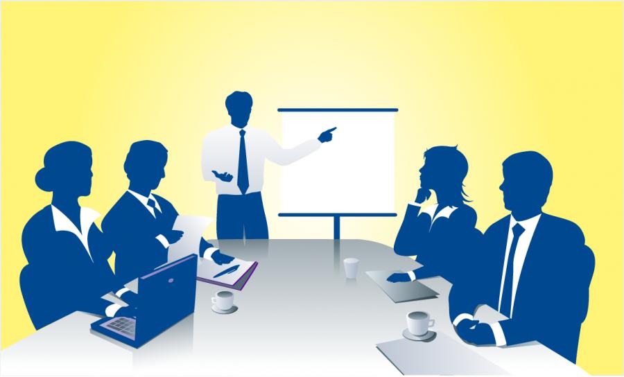 Steering committee begins self study to renew MSCHE accreditation