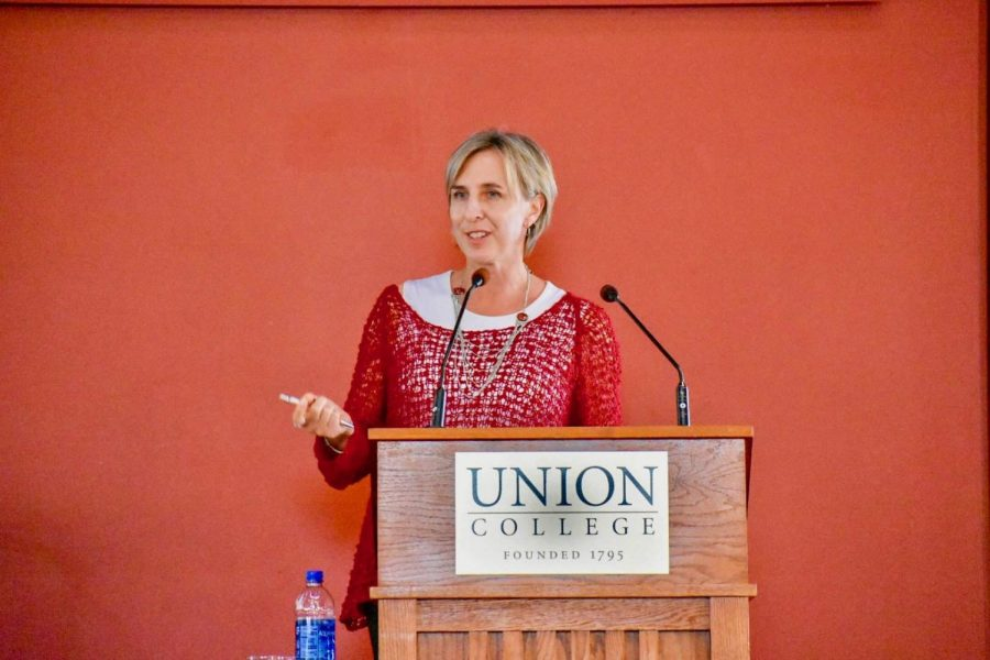 Annual Religion and Conflict Lecture Held in the Nott