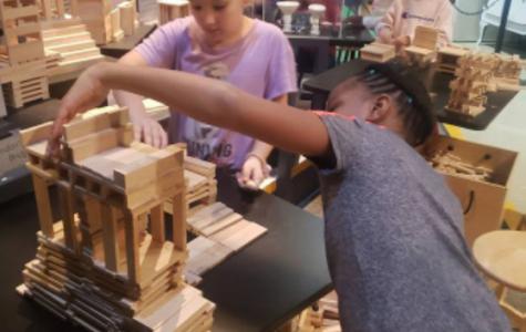 Students run COCOA House, a community outreach program