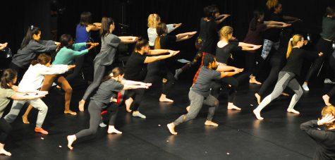 Dance program 'Colliding Shadows' poses big questions