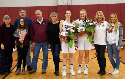 Women's Basketball defeats William Smith on Senior Night