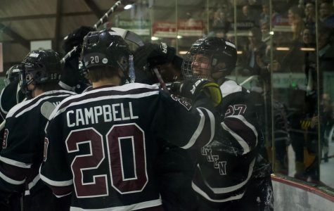 Union Men's Hockey defeats Yale over weekend but loses to Brown