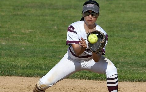 Softball team lost to Liberty League rival RPI last weekend