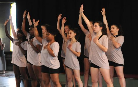 Dancers prepare for joy-infused Steinmetz Day performance