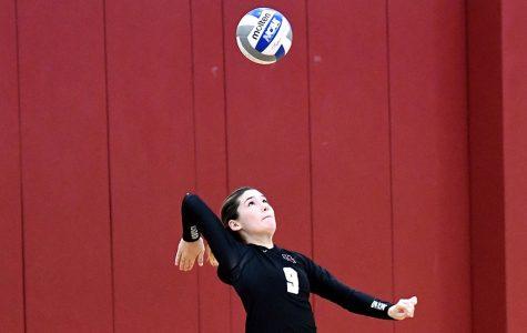 Dutchwomen Volleyball home invitational at Union College