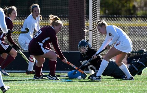 Dutchwomen field hockey win against Castleton