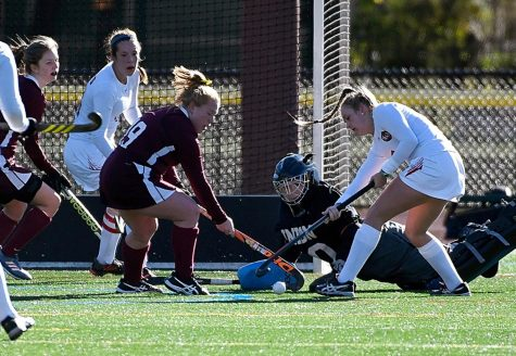 Field Hockey team loses to Ithaca college 4-0 on Saturday