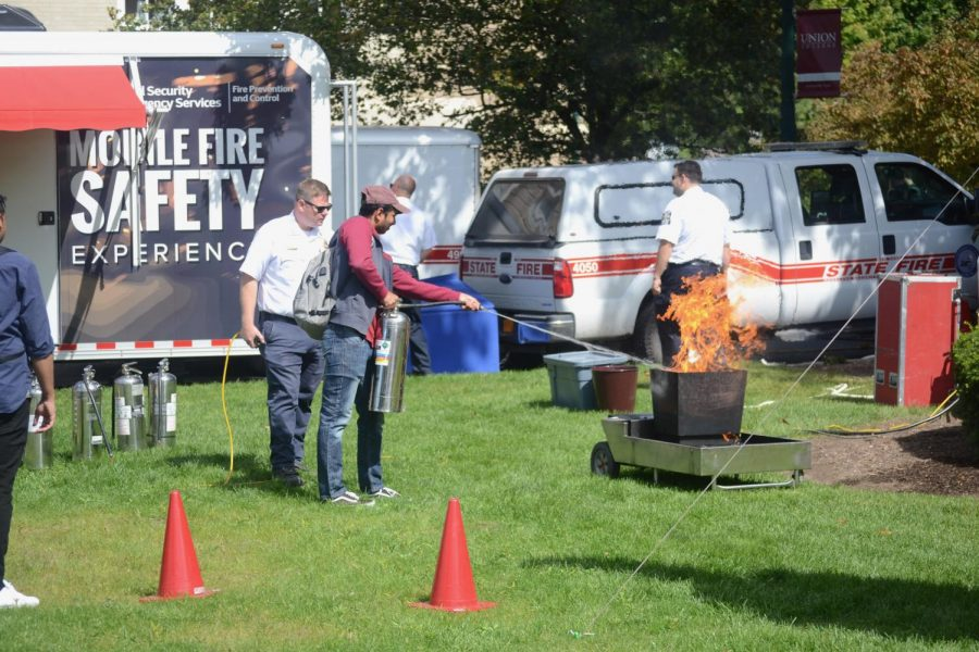 In Photos: Fire Safety Day