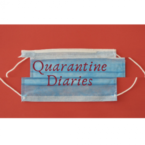 Quarantine Diaries: I want people to keep in mind that quarantine is especially hard for those who struggle with mental health issues.