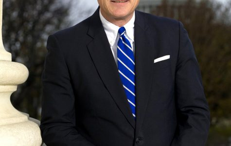 Senator Richard Burr recently stepped down as the Chairman of the Senate Intelligence Committee.  Image courtesy of WikiCommons.