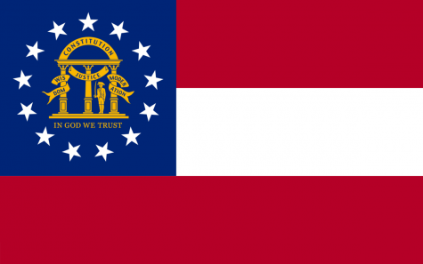 Flag of the State of Georgia
