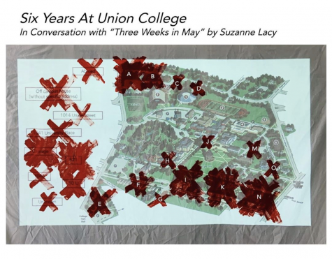 Six Years at Union College by Tina Tully