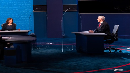 Highlights from the 2020 Vice Presidential debate