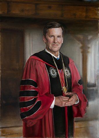 Portrait of Stephen C. Ainlay.