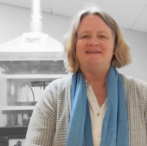 Ann Anderson, Agnes S. Macdonald Professor of Mechanical Engineering Director of Energy Studies