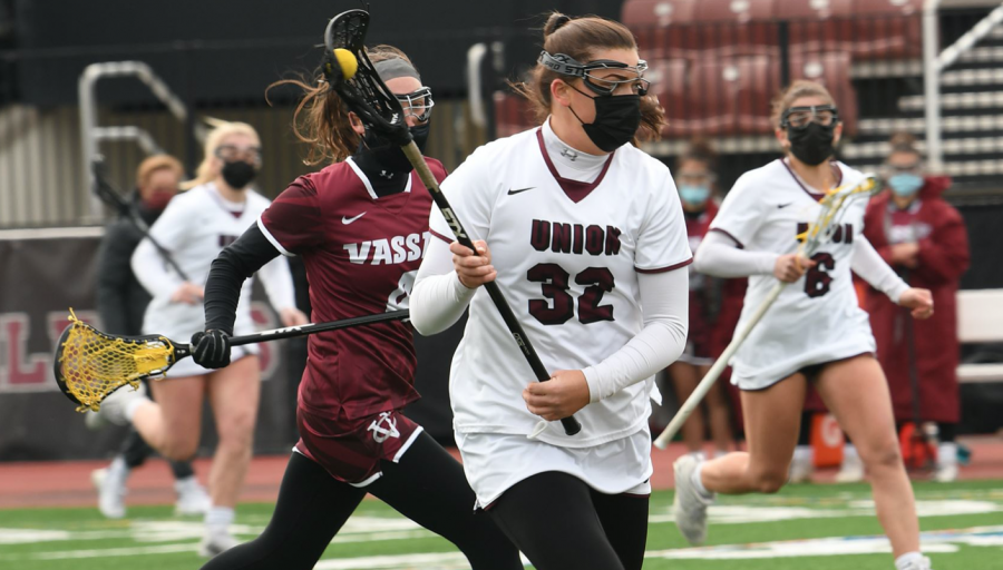 Women%27s+Lacrosse+is+Victorious+Against+Vassar